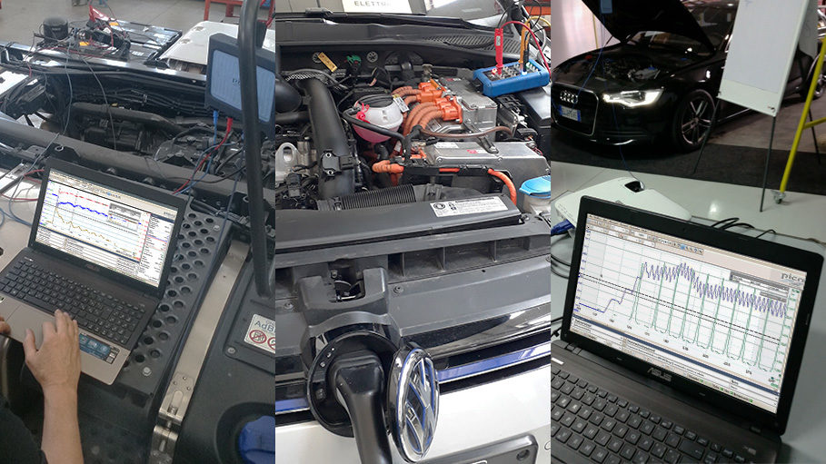 OEM Automotive – Test su componenti impianti alimentazione benzina, diesel e veicoli HEV