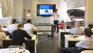 OEM Automotive – Sessioni in aula teoriche e pratiche